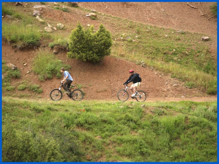Bike tours, Kyrgyzstan tours.